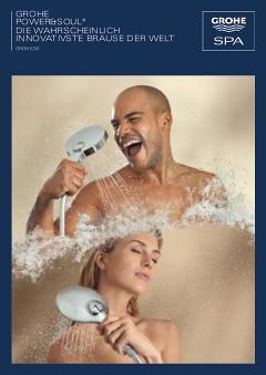 GROHE Power&Soul®