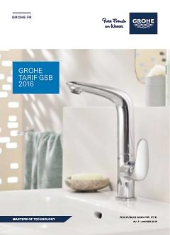 brochures t l charger grohe. Black Bedroom Furniture Sets. Home Design Ideas