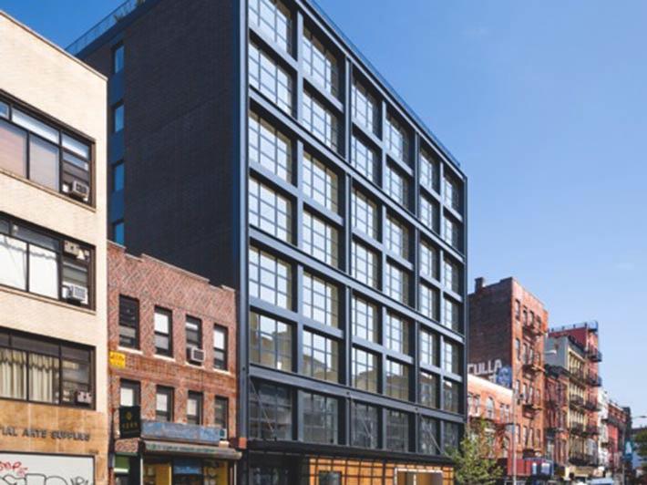 250 Bowery New York, United States of America