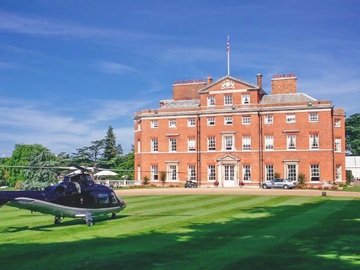 Brocket Hall Hertfordshire, United Kingdom