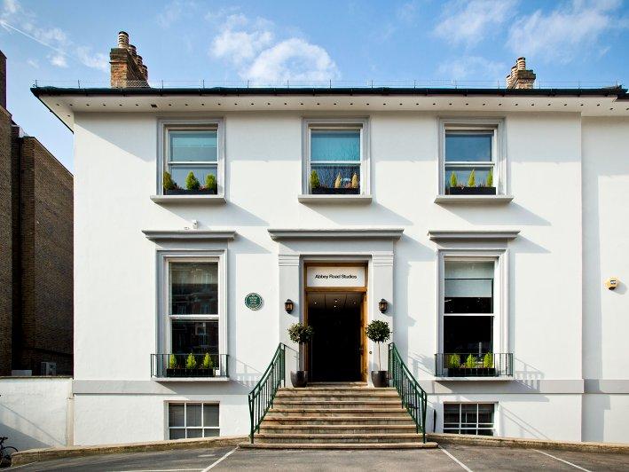 Abbey Road Studios London, United Kingdom