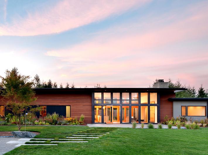Olympia Prairie Home, Washington, USA