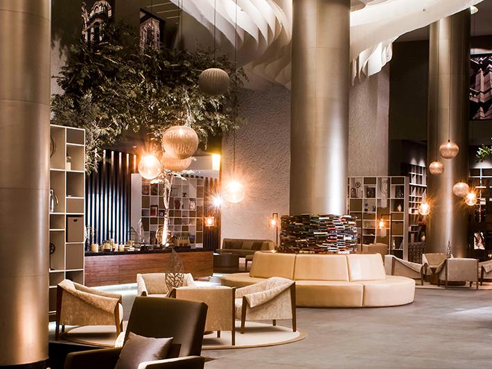 Live Aqua Bosques Hotel, Mexico City, Mexico