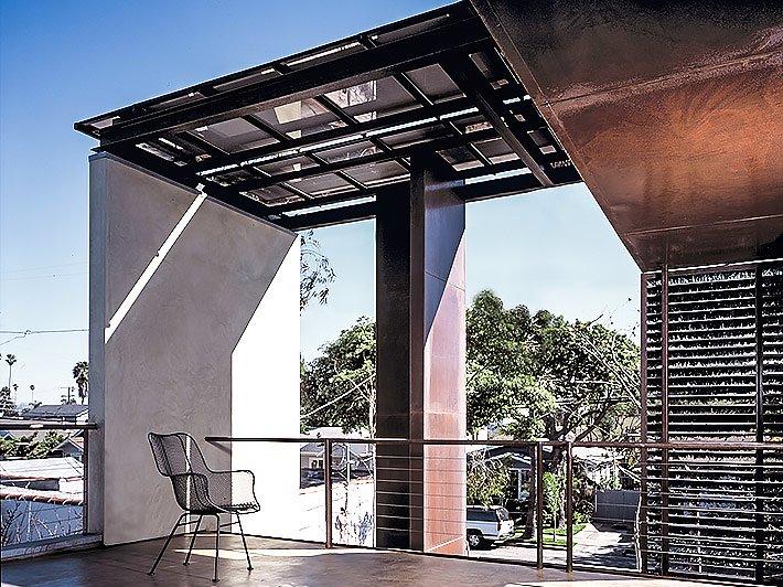 Solar Umbrella Los Angeles, United States of America