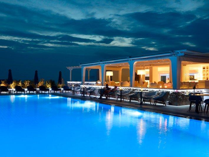 Myconian Kyma, Greece
