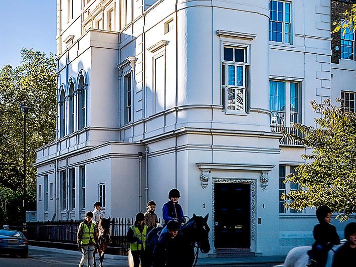 Private Residence London, United Kingdom