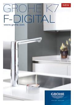 GROHE K7 F-Digital