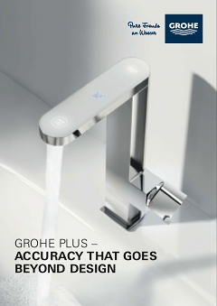 Grohe Plus Accuracy That Goes Beyond Design Grohe