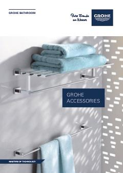 Extrem Essentials Cube Accessories - Accessories - For your Bathroom | GROHE SY47