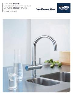 grohe blue pure water filter kitchen faucets grohe. Black Bedroom Furniture Sets. Home Design Ideas