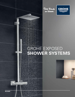 Euphoria Systems | Shower Systems | GROHE