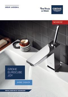 Eurodisc Joy Baterie łazienkowe Do Twojej łazienki Grohe