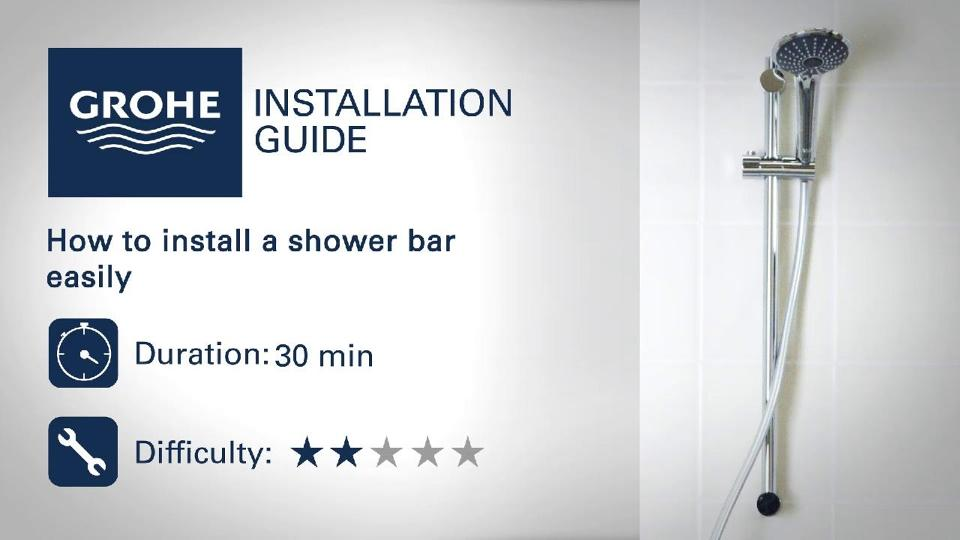shower head thermostatic handset with s system index valve square prod bar diverter tavistock bathrooms single function