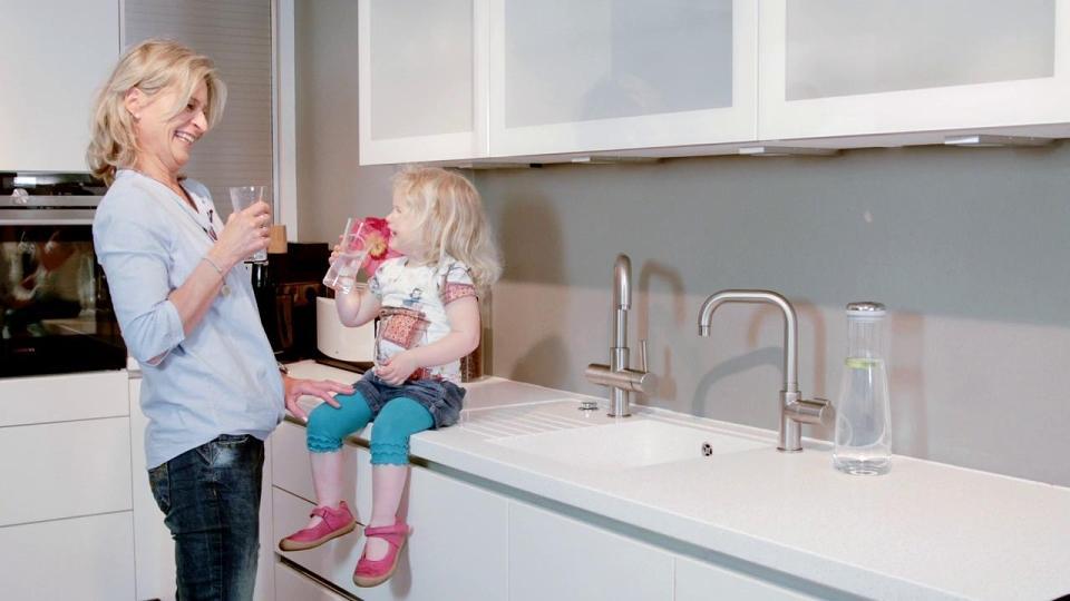 GROHE Blue - Küchenarmatur mit Wasserfilter - Für Ihre Küche | GROHE ...