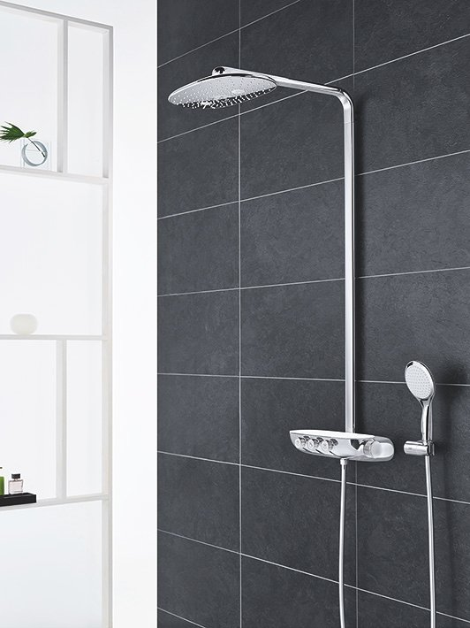 SmartControl Showers