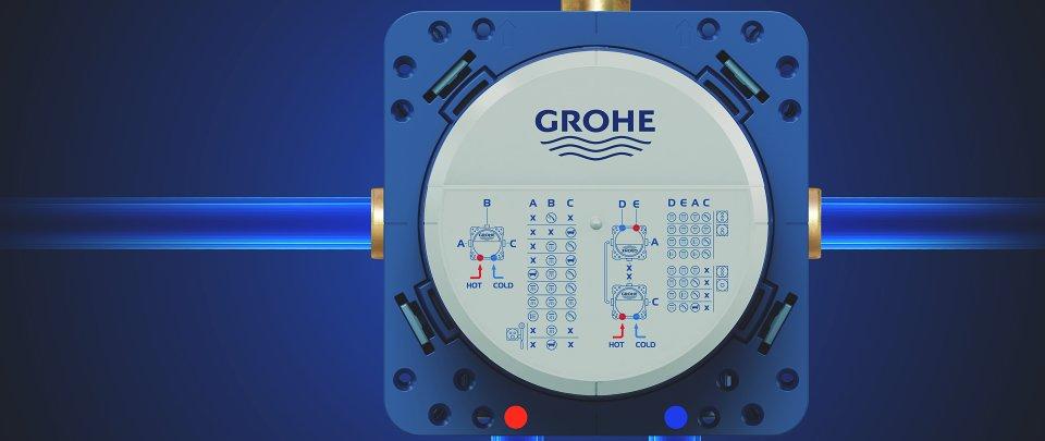 Grohe Grohe Rapido Smartbox Universelle Lösung Für Mehr