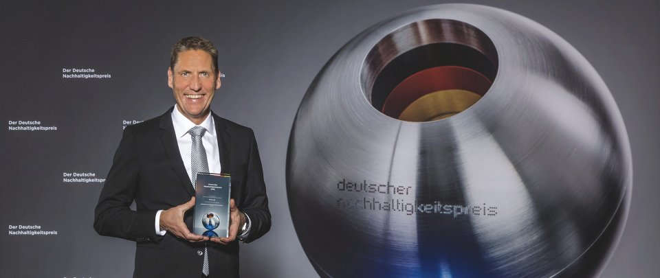German Sustainability Award: GROHE Again Holds Top Position