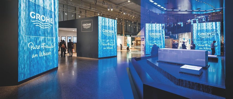 GROHE | GROHE Continues to Count on its Innovative Strength in 2018