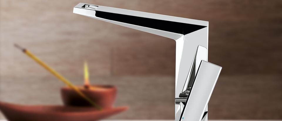 Robinetterie lavabo tendances et design salle de bains - Robinetterie design salle de bain ...