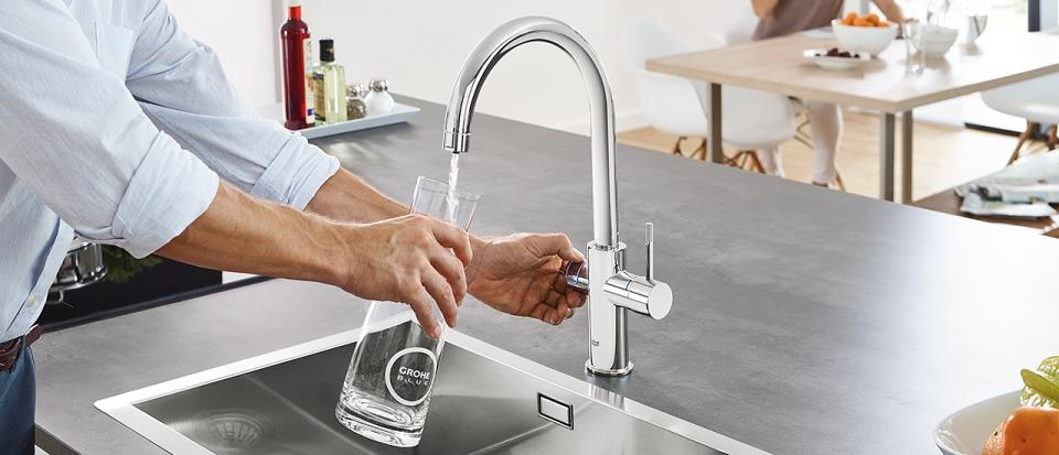 GROHE creates new Business Unit Watersystems, Filter and Kitchen Channel EMENA, Andrea Bußmann to take over as Senior Vice President