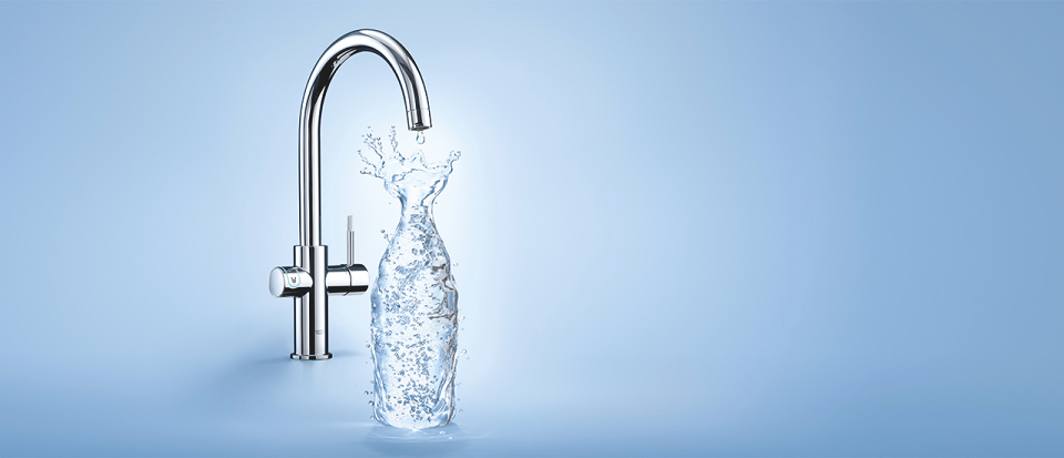 GROHE Blue Home is setting new trends for sustainable water use