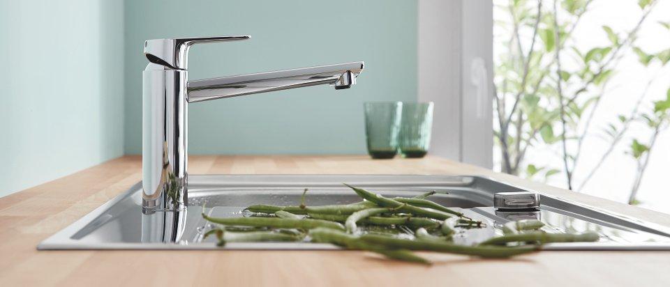 Grifería de Lujo para Baño, Ducha y Cocina   GROHE