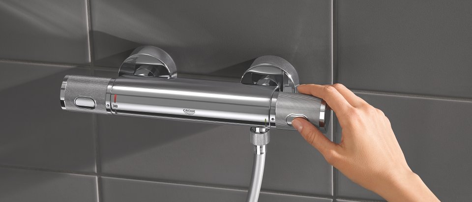 GROHE douche thermostaatkraan