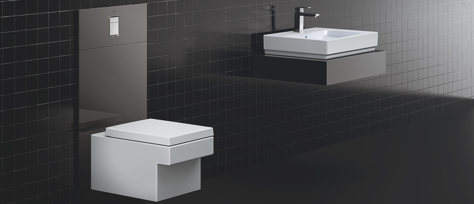 GROHE is on its way to becoming a full-service provider for the bathroom