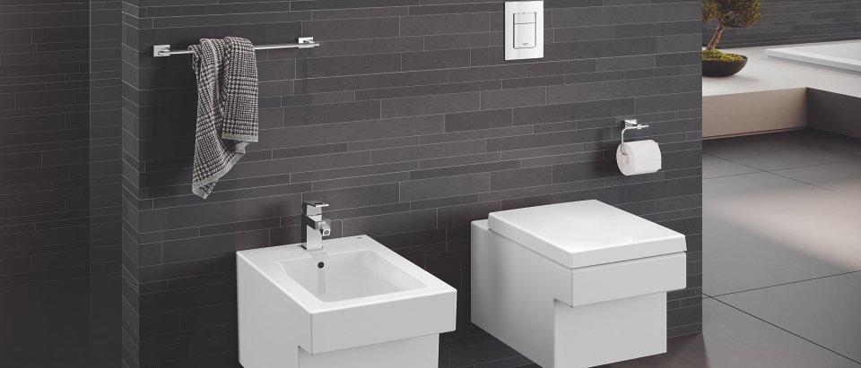 Fabulous Skate Cosmopolitan - Lösungen für das WC - Für Ihr Badezimmer | GROHE NQ26
