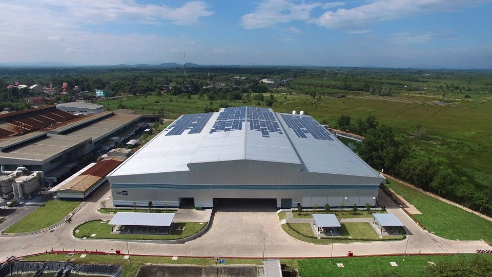 GROHE's New Facility in Klaeng – Certified Sustainable
