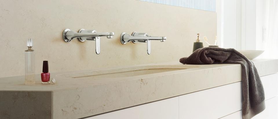 grohe unterputz armatur waschbecken