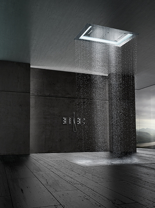 Tailor-made showers