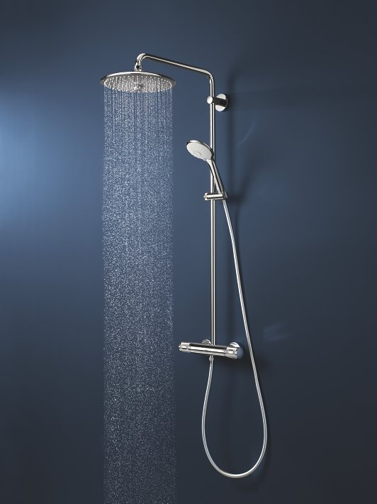 Euphoria Systems Shower Systems For Your Shower Grohe