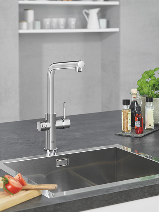 GROHE Red L-uitloop