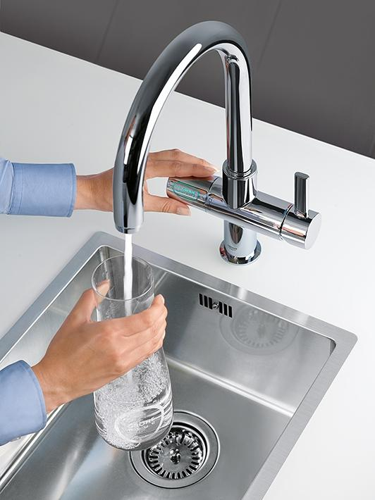 GROHE Blue Chilled and Sparkling GROHE Blue Filtrada