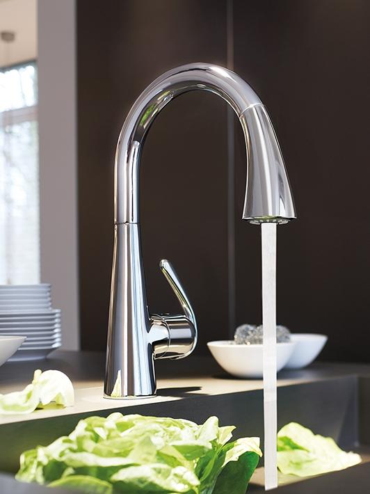 Zedra kitchen tap