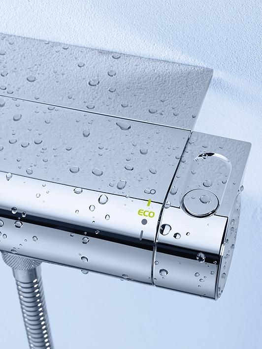 Grohtherm 2000 NEW Thermostatic shower mixer
