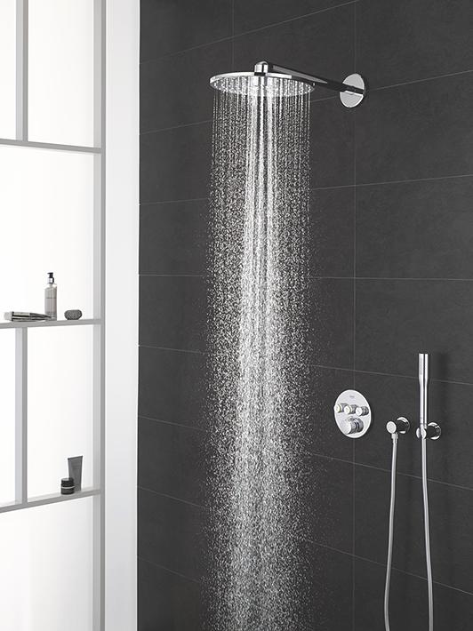 Turbo Für Ihre Dusche | GROHE MN78