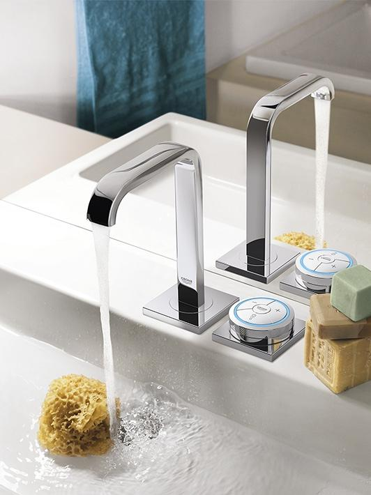 Allure F-digital Digital basin mixer