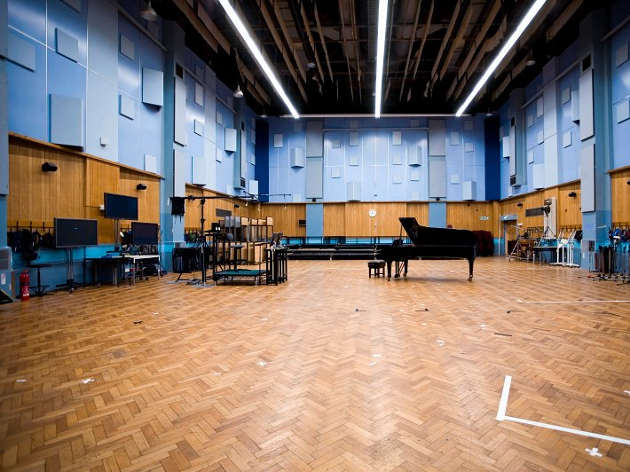 Abbey Road Studios Grohe