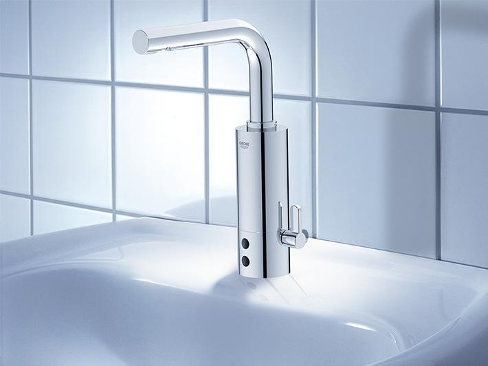 Essence E Infra-red electronic basin mixer