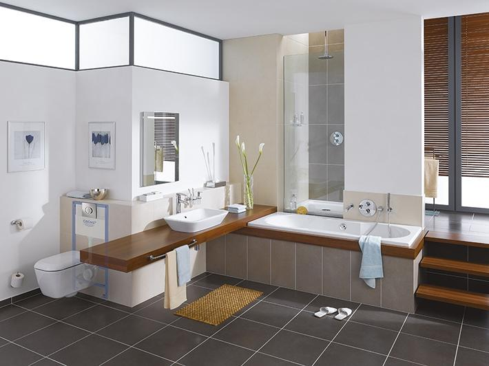 Create imaginative Bathroom Schemes with Rapid SL