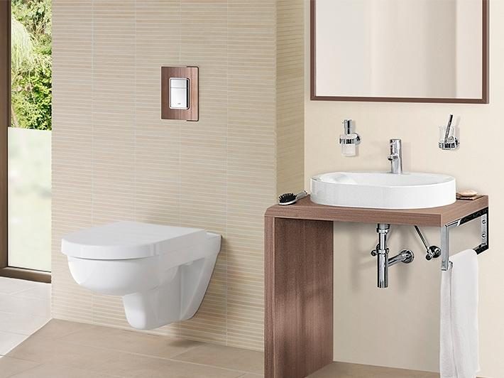Solutions for small Bathrooms