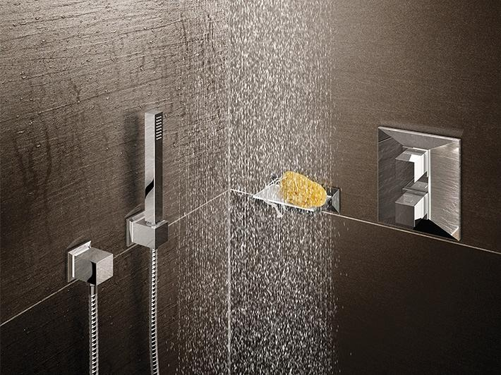 Allure Brilliant Thermostatic shower mixer | Antonietty Architects AG, Switzerland