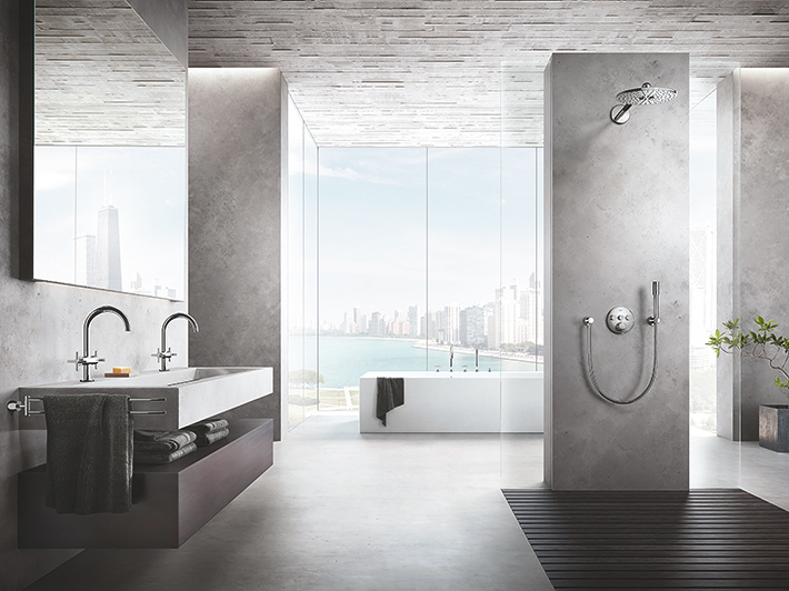 Let GROHE <b>inspire you</b>