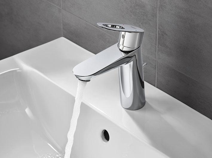 Badkamer Mengkraan Grohe.Een Wastafelkraan Van Grohe Voor Kwaliteit Comfort Grohe