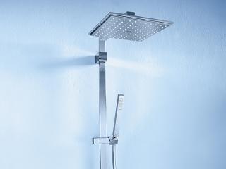 Kranen voor badkamer en keuken douchesystemen thermostaatkranen