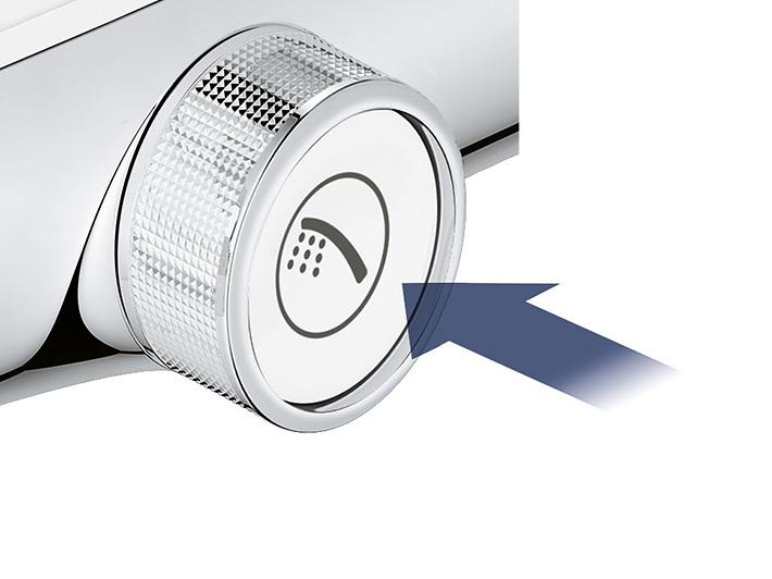 GROHE SmartControl - 3D Showering Drücken, Drehen, Duschen | GROHE