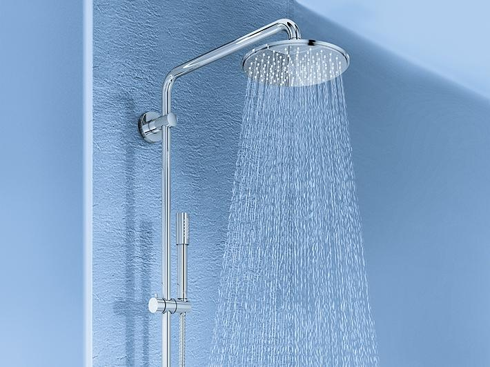 Rainshower System