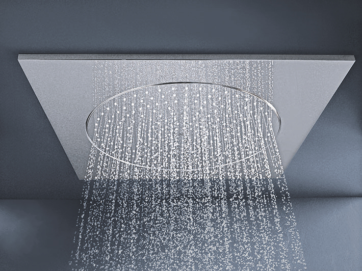 Rainshower F-Series Head & Side Showers
